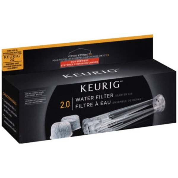 Keurig 2.0 Water Filter Starter Kit