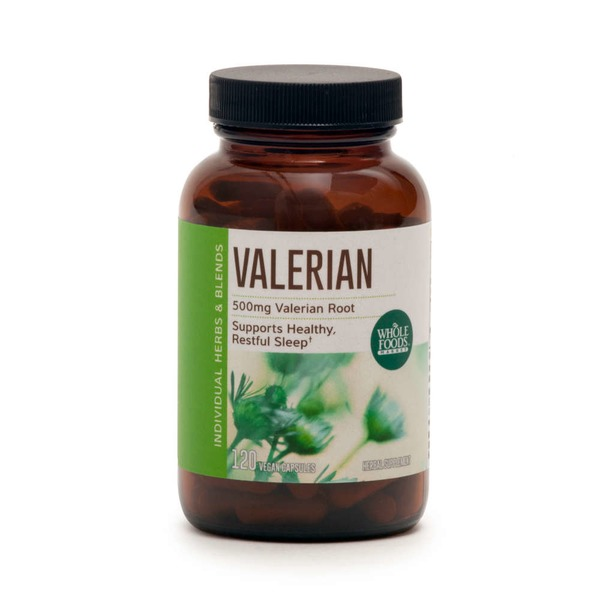 Whole Foods Market Valerian Root Vegan Capsules