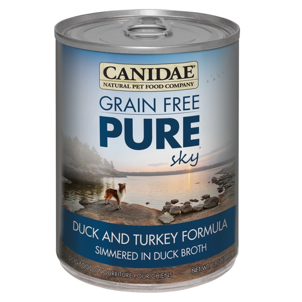 Canidae Grain Free Pure Sky Duck & Turkey Canned Dog Food