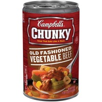 Campbell's Old Fashioned Vegetable Beef RTS Soup