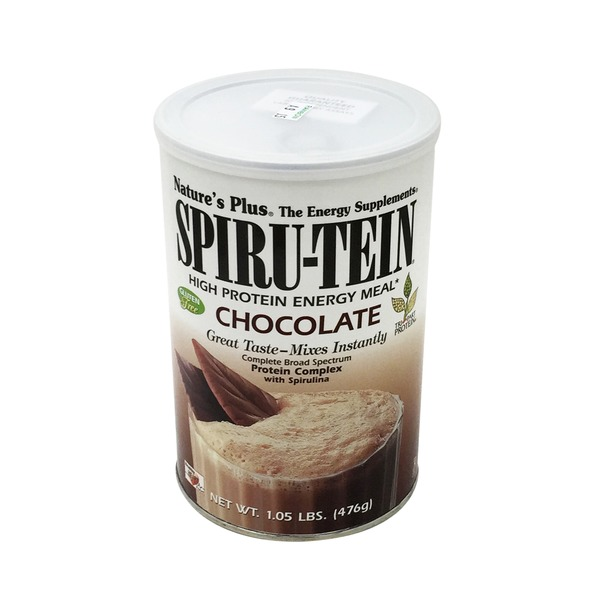 Nature's Plus Spirutein Chocolate Shake
