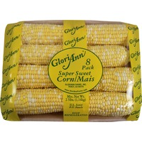 GloriAnn Fully Husked & Trimmed Super Sweet Corn