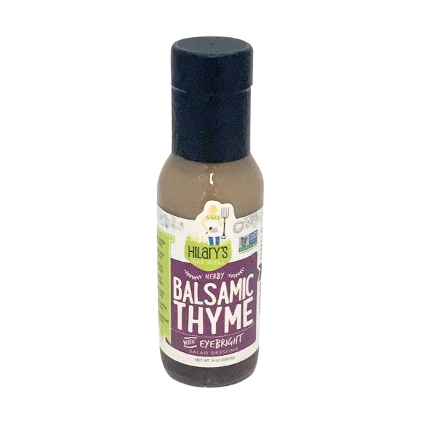 Hilary's Eat Well Balsamic Thyme Salad Dressing