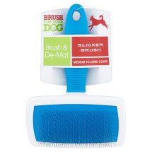 Brush For Your Dog Brush & De-Mat Slicker Brush