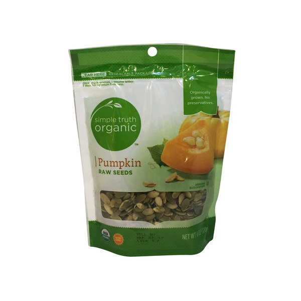 Simple Truth Raw Pumpkin Seeds