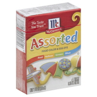 Tom Thumb McCormick Food Coloring & Egg Dye Assorted Delivery Online ...