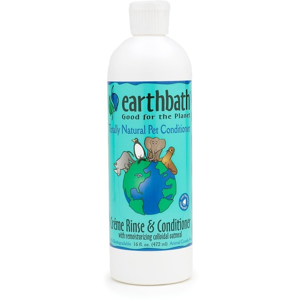 Earthbath Totally Natural Pet Cream Rinse & Conditioner