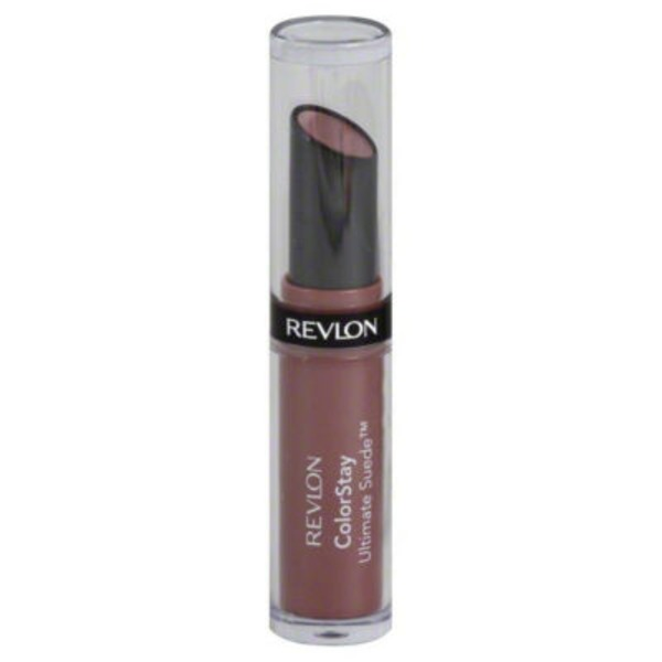 Revlon Colorstay Ultimate Suede Lipstick - Supermodel