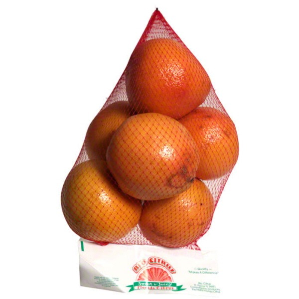 Red Grapefruit, Bag