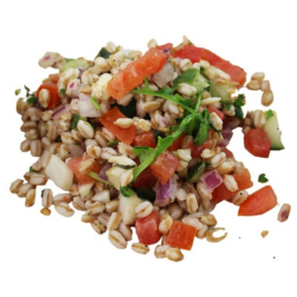 Central Market Farro Vegetable Salad With Mint