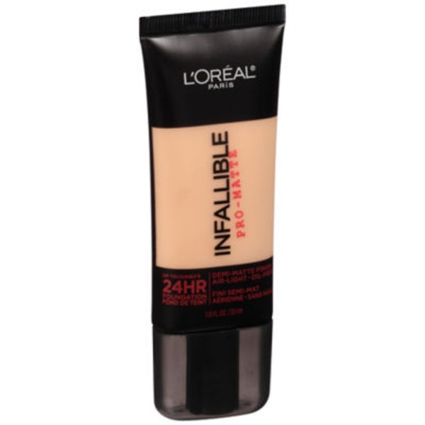 Infallible Pro-Matte 106 Sun Beige Foundation