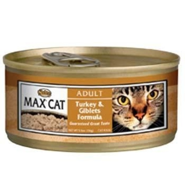 Nutro Max Cat Turkey & Giblets Formula Gourmet Classics Canned Cat Food