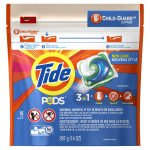 Tide PODS Original Scent HE Turbo Laundry Detergent Pacs, 16 count