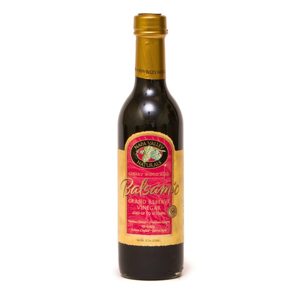 Napa Valley Naturals Grand Reserve Balsamic Vinegar