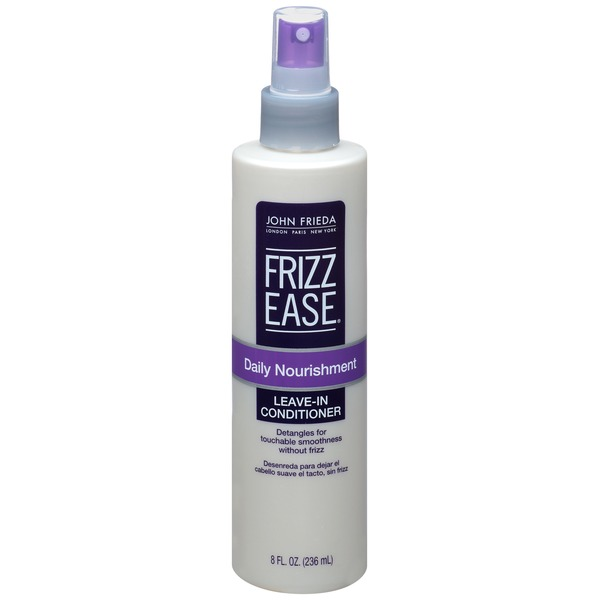 John Frieda Frizz-Ease Leave-In Daily Nourishment Conditioner