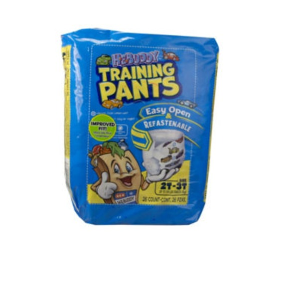 H-E-Buddy 2 T 3 T Boys Training Pants