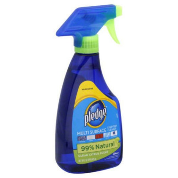 Pledge 99% Natural Multi Surface Everyday Cleaner