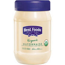 Best Foods Organic Mayonnaise