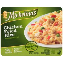Michelina's® Chicken Fried Rice 8 oz. Tray