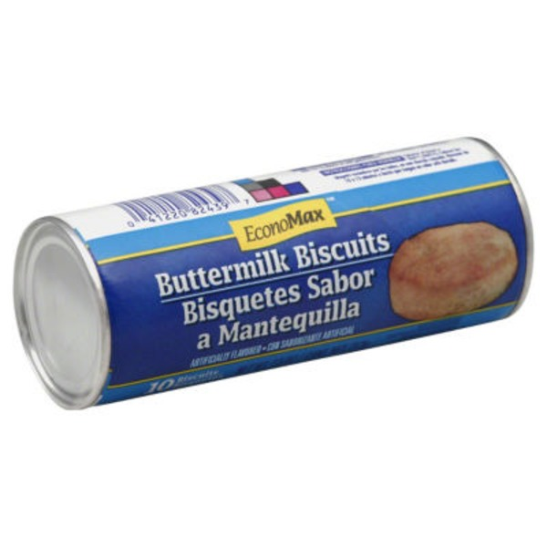 Economax Buttermilk Biscuits