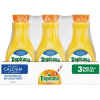 Pure Premium No Pulp Calcium + Vitamin D Orange Juice