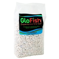 Glo Fish White Frost Fluorescent Aquarium Gravel