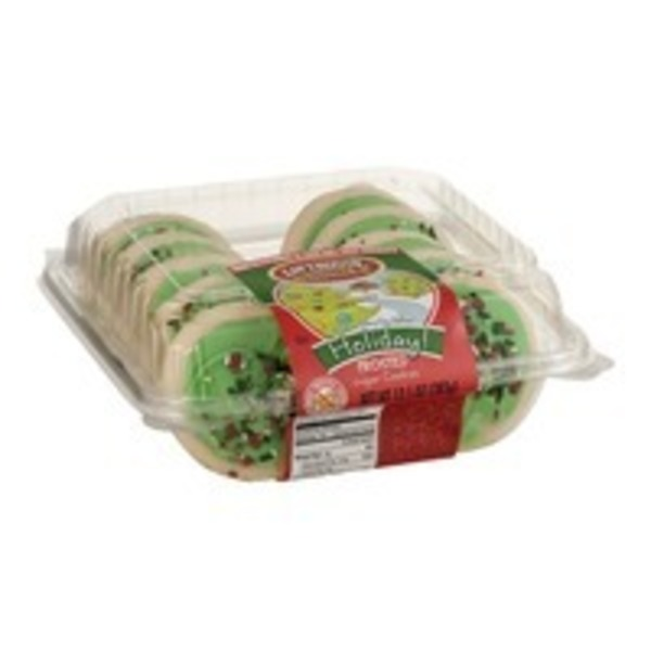 Lofthouse Holiday Frosted Sugar Cookies
