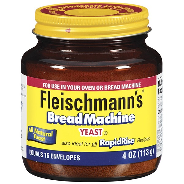 Fleischmann's Yeast Bread Machine Yeast