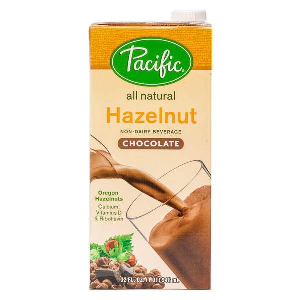 Pacific Hazelnut Chocolate Non-Dairy Beverage