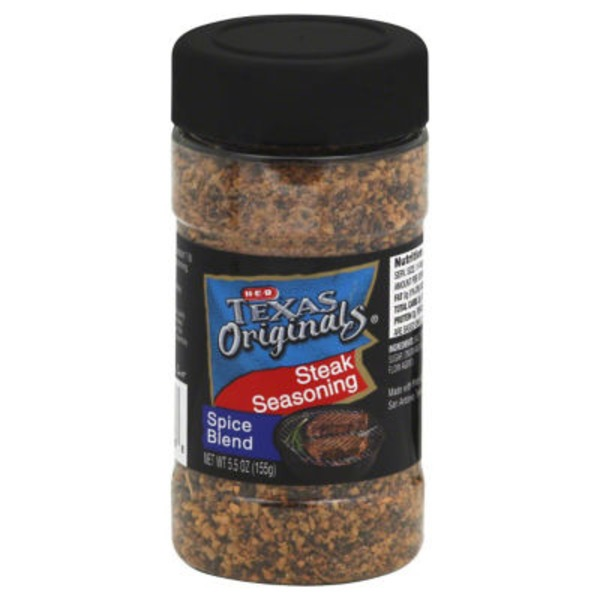 H-E-B Texas Original Steak Seasoning Spice Blend