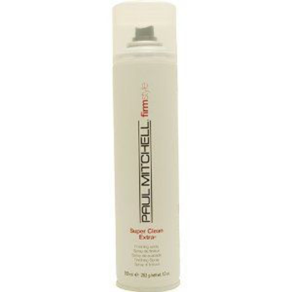 Paul Mitchell Super Clean Extra Firm Hold Finishing Spray
