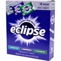 Eclipse Car Cup Variety Pack Gum