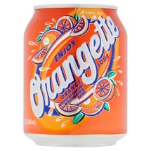 Orangette Orange Soda, 8 fl oz