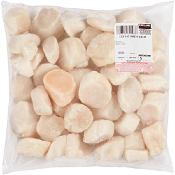 Wild U 10 Scallop Usdc Grade A Bag Previously Frozen