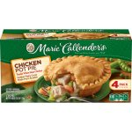 Marie Callender's Chicken Pot Pie Multi Pack, 4- 10 Oz. Pies