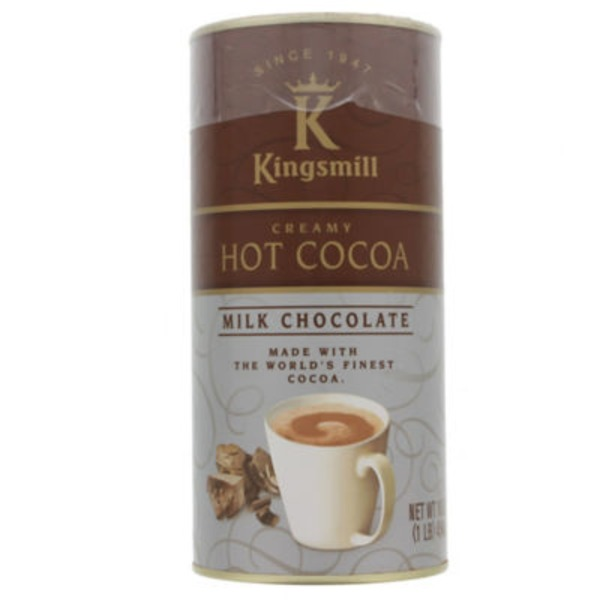 Kingsmill Milk Chocolate Hot Cocoa