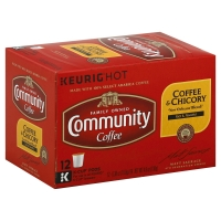 Community Coffee Single Serve Coffee And Chicory