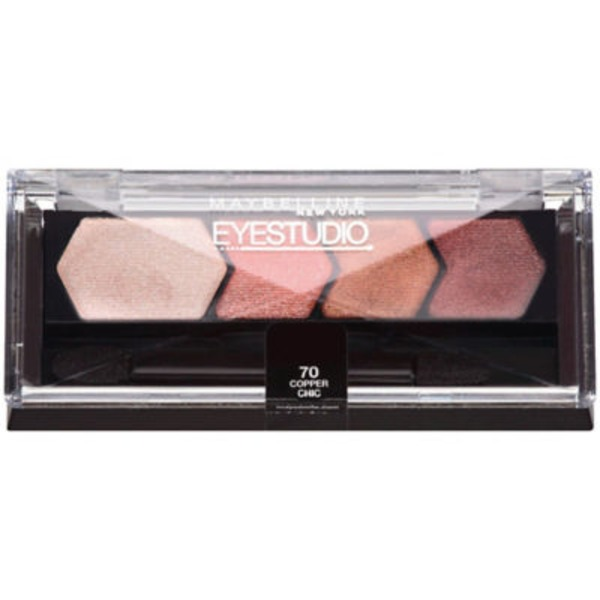 Eye Studio® Color Plush® Copper Chic Silk Eyeshadow Quad