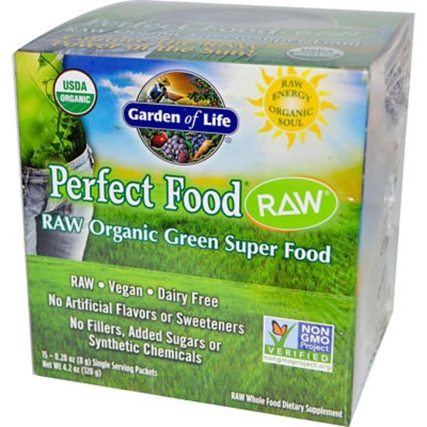 Garden of Life Raw Perfect Food