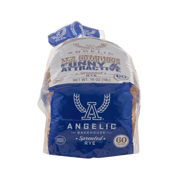 Angelic Bakehouse Sprouted Rye Bread