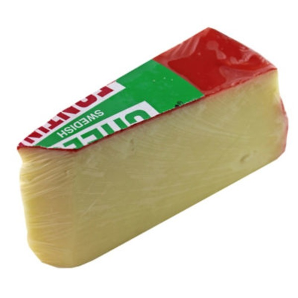 Scanidc Fontina Swedish Cheese