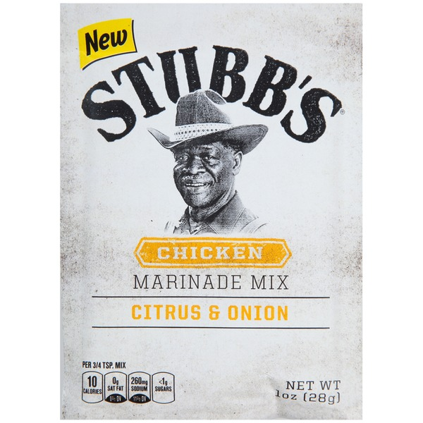 Stubb's Chicken Marinade Mix