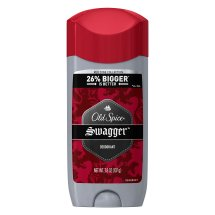 Old Spice Red Zone Swagger Scent Deodorant for Men, 3.8 oz