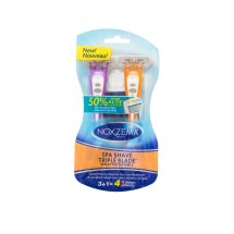 Noxzema® Spa Shave Triple-Blade™ Disposable Razors, 4 ct.