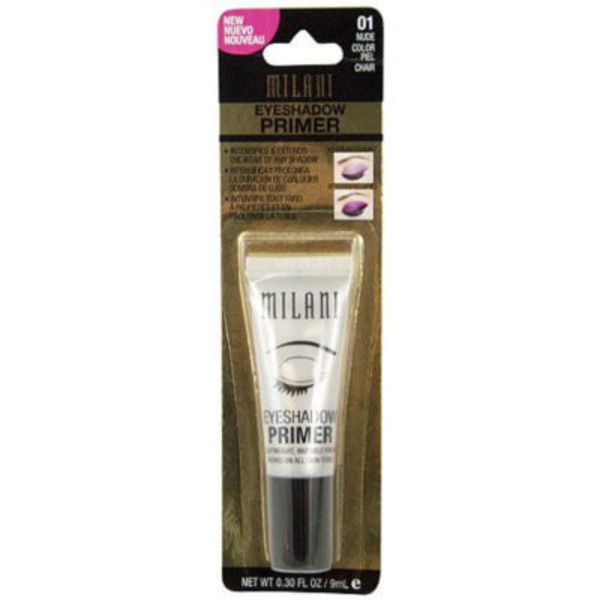Milani Eyeshadow Primer 01 Nude Color