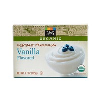 365 Vanilla Flavored Instant Pudding