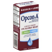 Opcon-A Bausch & Lomb Opcon-A Eye Allergy Relief