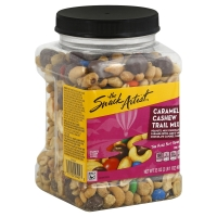 The Snack Artist Trail Mix Caramel Cashew