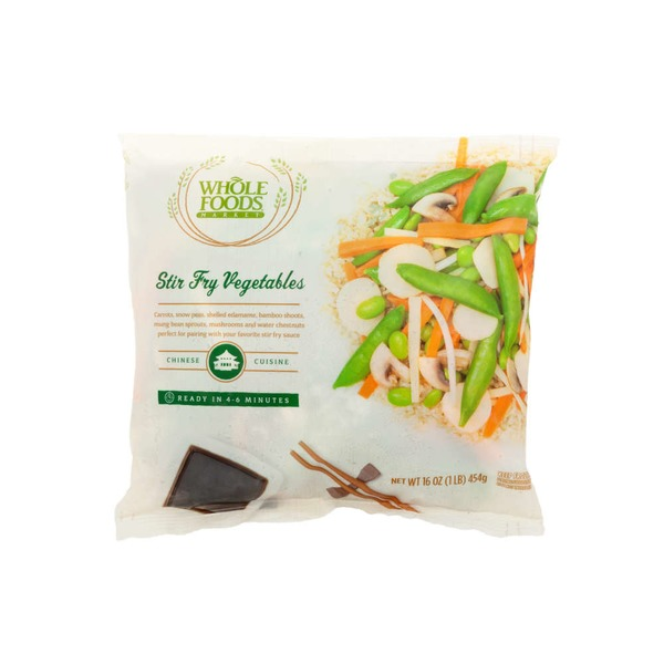 Whole Foods Market Stir Fry Vegetable