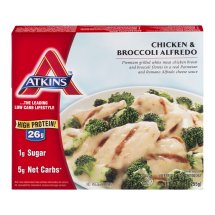 Atkins Chicken & Broccoli Alfredo, 9 oz